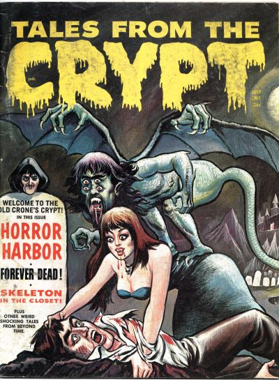 Tales from the Crypt (1968) Vol 1