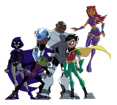 Teen Titans (TV Series) Episode: Cyborg the Barbarian