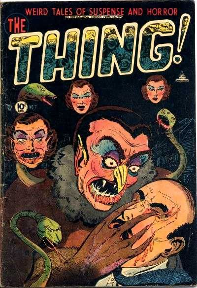 The Thing Vol 1 7