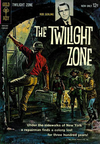 Twilight Zone Vol 1 2