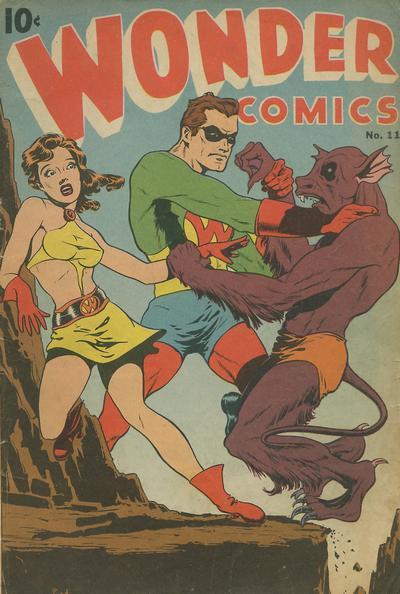 Wonder Comics Vol 1 11