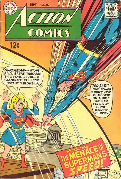 Action Comics Vol 1 367