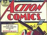 Action Comics Vol 1 9
