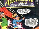 Adventure Comics Vol 1 345