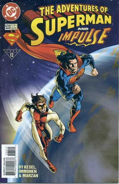 Adventures of Superman Vol 1 533