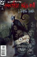 Arkham Asylum Living Hell Vol 1 1