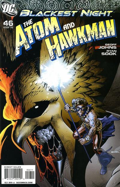 Atom and Hawkman Vol 1 46