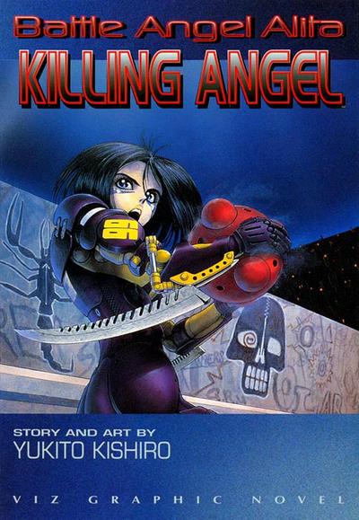 Battle Angel Alita: Killing Angel Vol 1 1