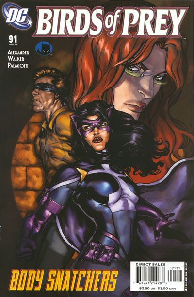 Birds of Prey Vol 1 91