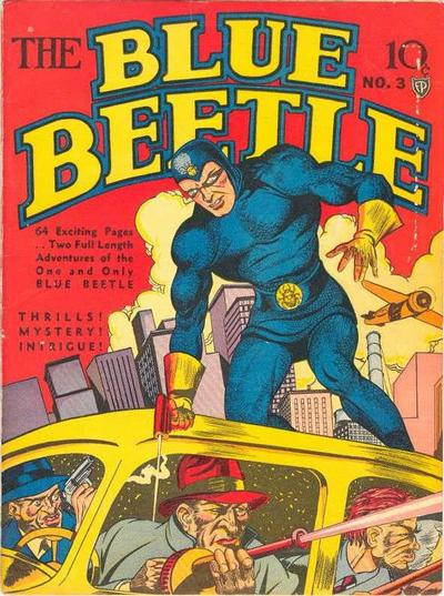 Blue Beetle (Fox) Vol 1 3