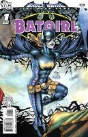 Bruce Wayne The Road Home Batgirl Vol 1 1