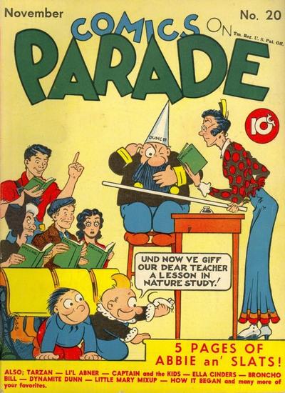 Comics on Parade Vol 1 20