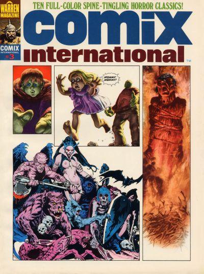 Comix International Vol 1 3