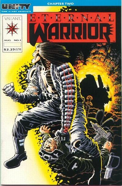 Eternal Warrior Vol 1