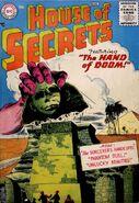 House of Secrets Vol 1 1