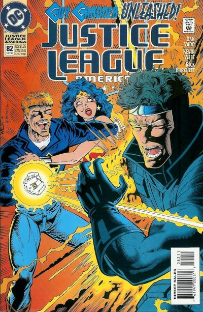 Justice League America Vol 1 82
