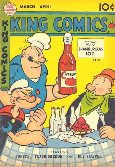 King Comics Vol 1 151