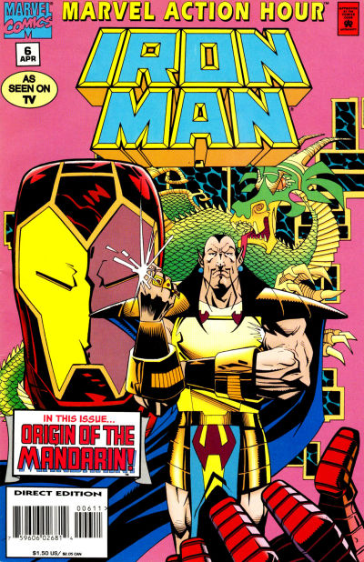 Marvel Action Hour, Featuring Iron Man Vol 1 6