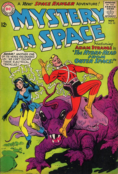 Mystery in Space Vol 1 95