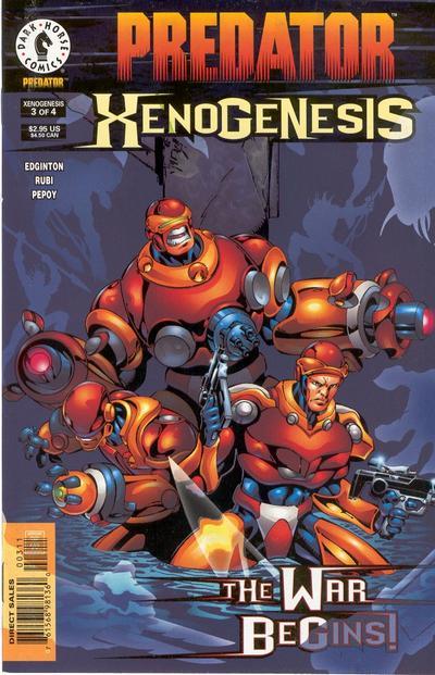 Predator: Xenogenesis Vol 1 3