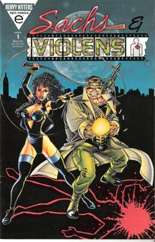 Sachs & Violens Vol 1