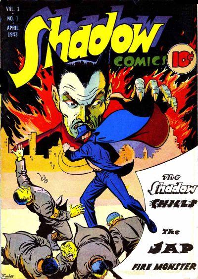 Shadow Comics Vol 1 25