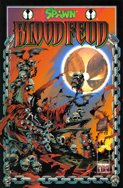 Spawn: Blood Feud Vol 1 1
