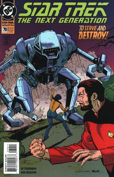 Star Trek: The Next Generation Vol 2 70