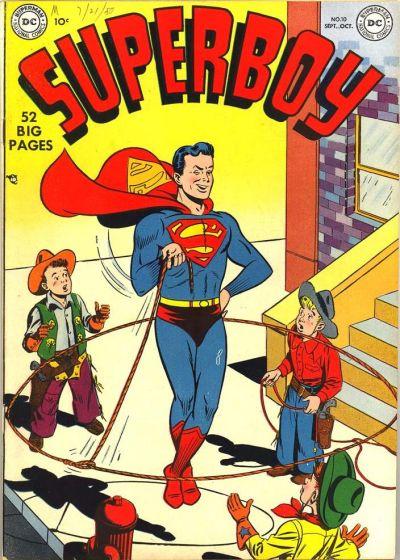 Superboy Vol 1 10