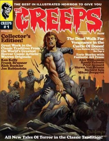 The Creeps Vol 1 1