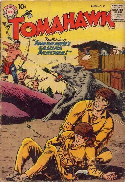 Tomahawk Vol 1 50