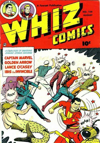 Whiz Comics Vol 1 136