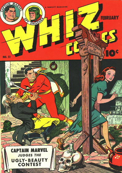 Whiz Comics Vol 1 51