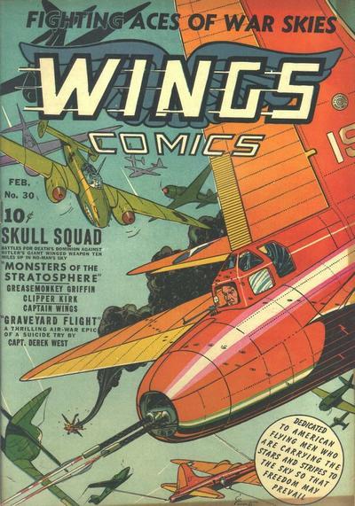 Wings Comics Vol 1 30