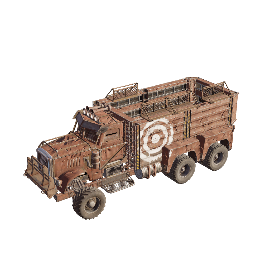 Тренировочный грузовик