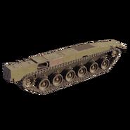 Гусеница танковая