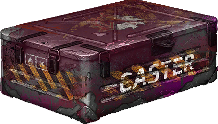 Epic Caster Container