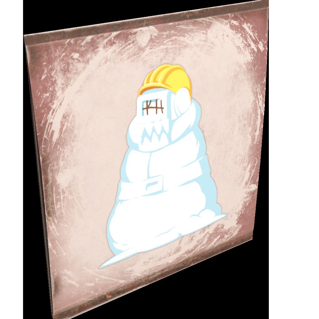 Бей Снеговик