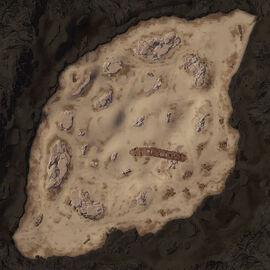 Песчаный залив Карта.jpg