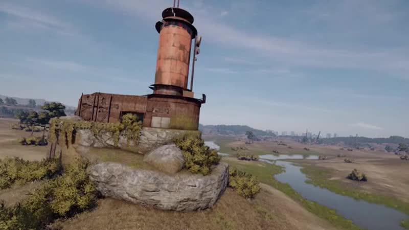 Речной маяк