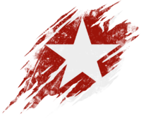 Белая звезда большая