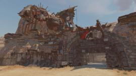 Horsemen of Apocalypse garage