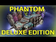 Crossout- Phantom Deluxe