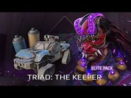 Triad- The Keeper (Deluxe edition) - Crossout