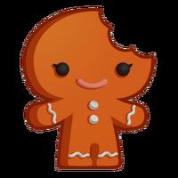 Печенька большая