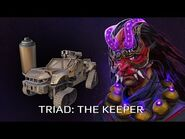 Triad- The Keeper - Crossout