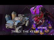 Триада- Хранитель (Элитный набор) - Crossout