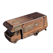 Старый фургон