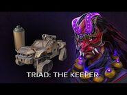Триада- Хранитель - Crossout
