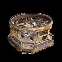 Carpart quadrocopter syfy